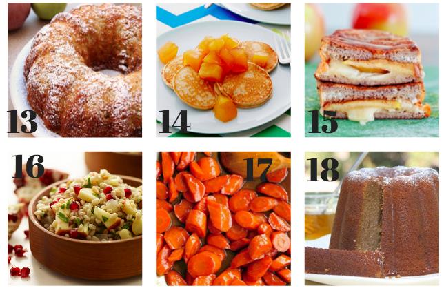 Rosh Hashanah Honey Cake Recipe Uk