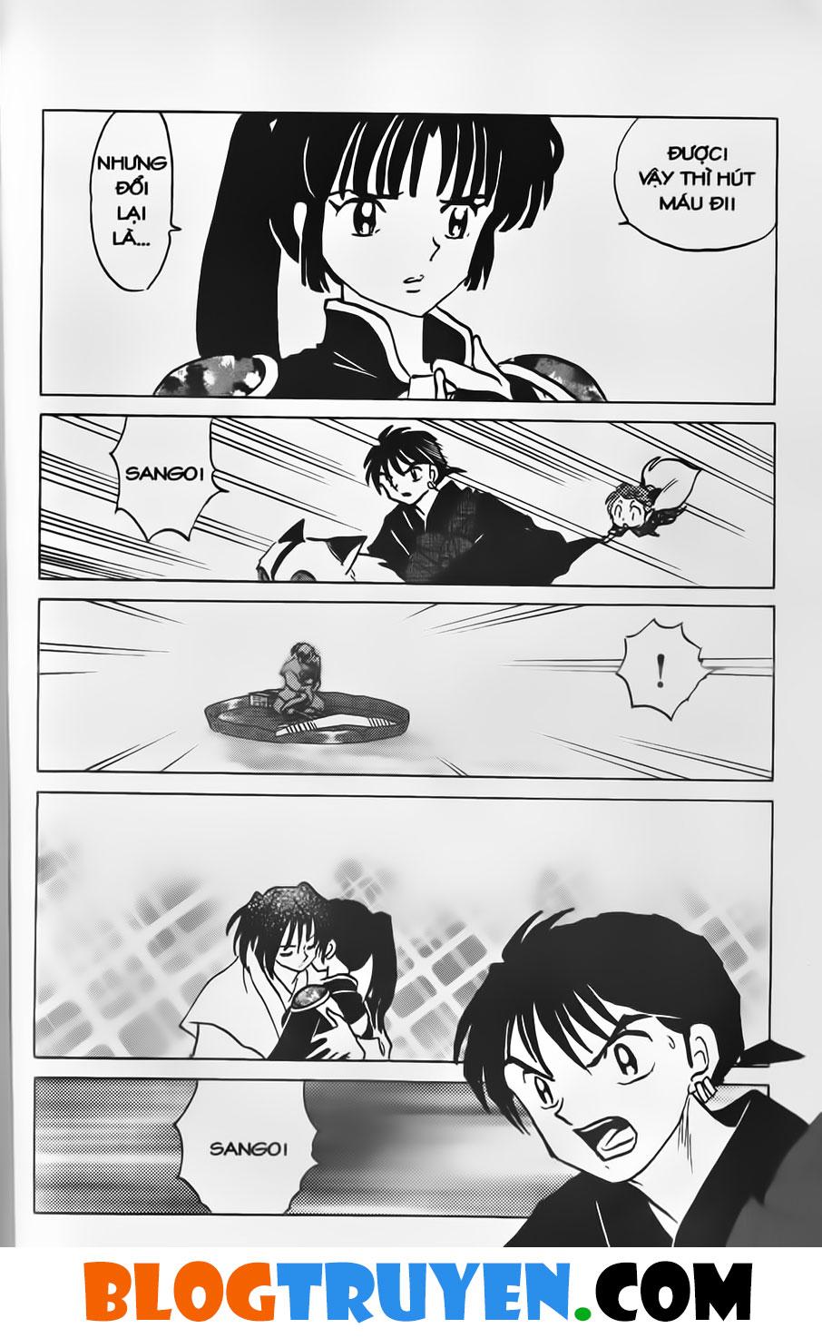 Inuyasha vol 36.10 trang 11