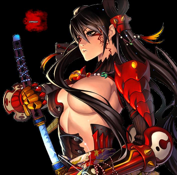 png ninja girl