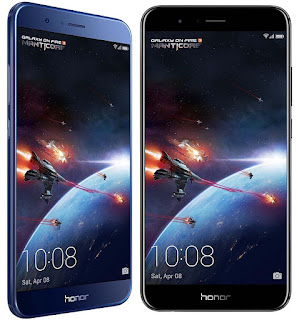 Honor 8 Pro | 6GB RAM + 128 GB ROM | 4000 mAH Battery