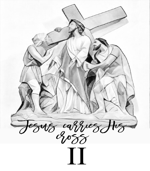 graphic about Printable Stations of the Cross known as Christian Investigation Resources: STATIONS OF THE CROSS