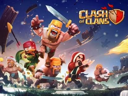 لعبة Clash of Clans للكمبيوتر آخر اصدار