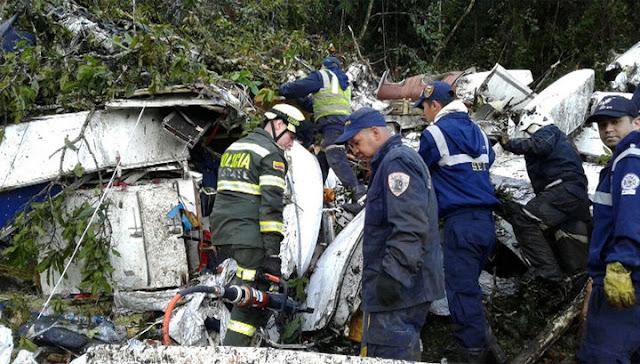 Стюардесса из разбившегося самолета рассказала о последних мгновениях полета