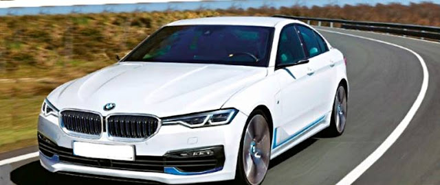 Next-generation BMW 3 Series G20 Rendered 2018