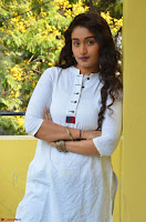Kiran Chetwani in Denim and White Kurti  Exclusive 011.JPG