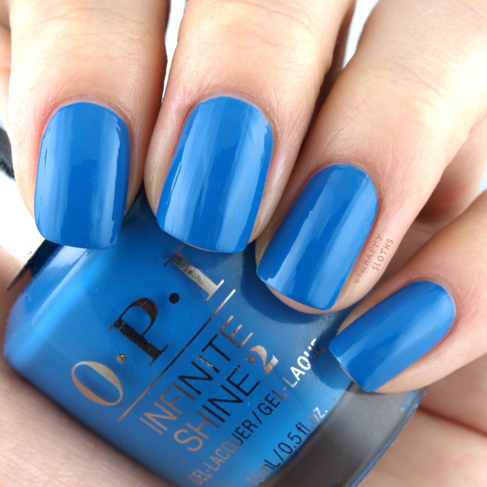 OPI Fiji Trop-i-cal-fiji-istic Swatches and Review