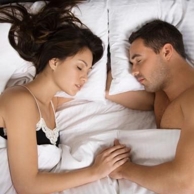 face-to-face-sleeping