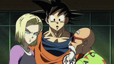 Ver Dragon Ball Super (Latino) Saga de Black Goku - Capítulo 68