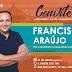 """Abrirei mão de receber benefícios como, por exemplo, verba indenizatória e destinar 40% do salário como deputado para instituição de caridades"""", disse Francisco Araújo"""