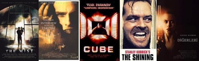 En İyi 5 Korku Film Listesi