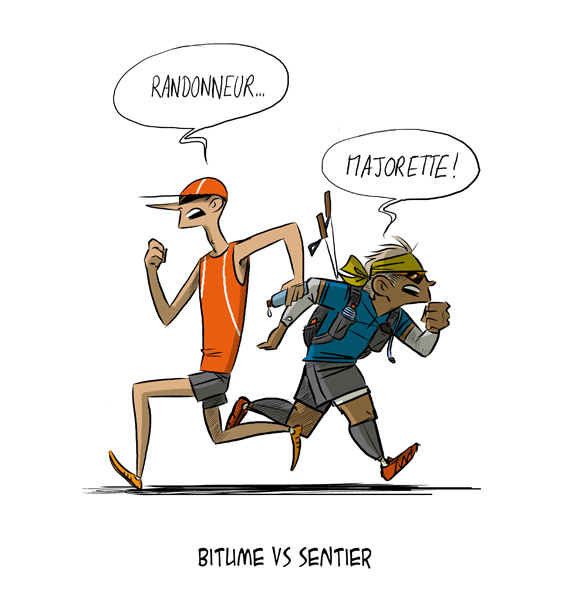 Récit de la course : Marathon des Alpes Maritimes Nice