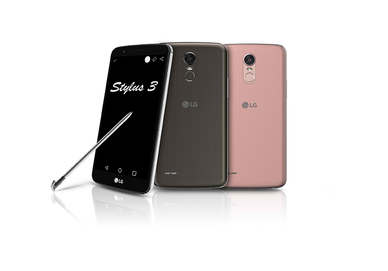 LG Stylus 3 With Improved Pen Announced Too!