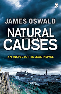 Natural Causes by James Oswald cover