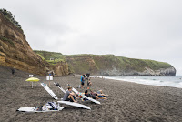 50 event site Azores Airlines Pro foto WSL WSL POULLENOT
