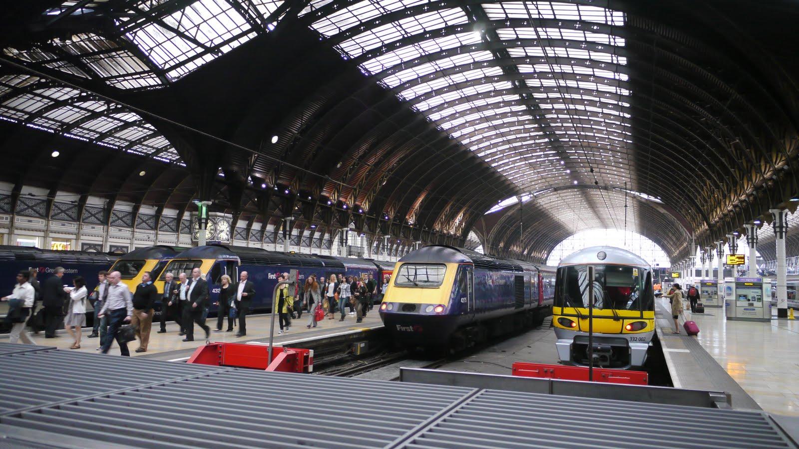 Paddington Railway Station Britain Visitor Blog