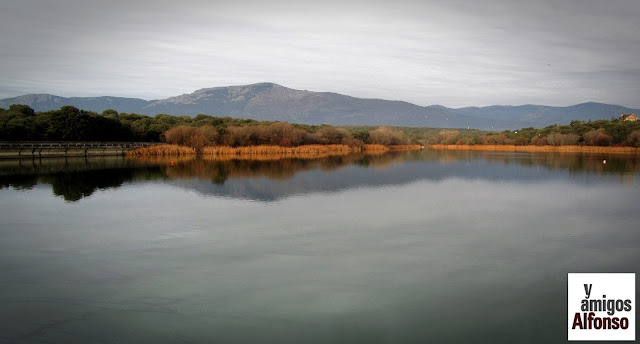 Embalse Valmayor - AlfonsoyAmigos