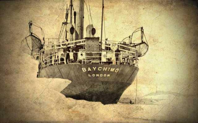Baychimo: Το πολυθρύλητο πλοίο-φάντασμα