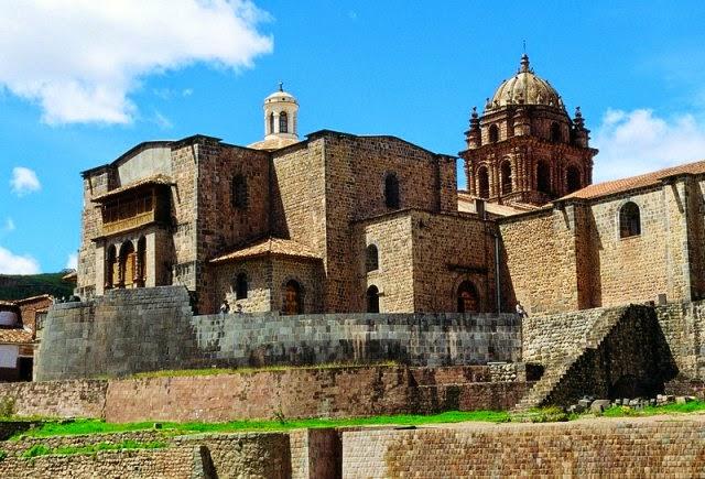 templo de Qorikancha Cusco Peru