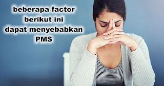 Ini loh penyebab PMS pada wanita