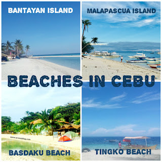 Beaches in Cebu