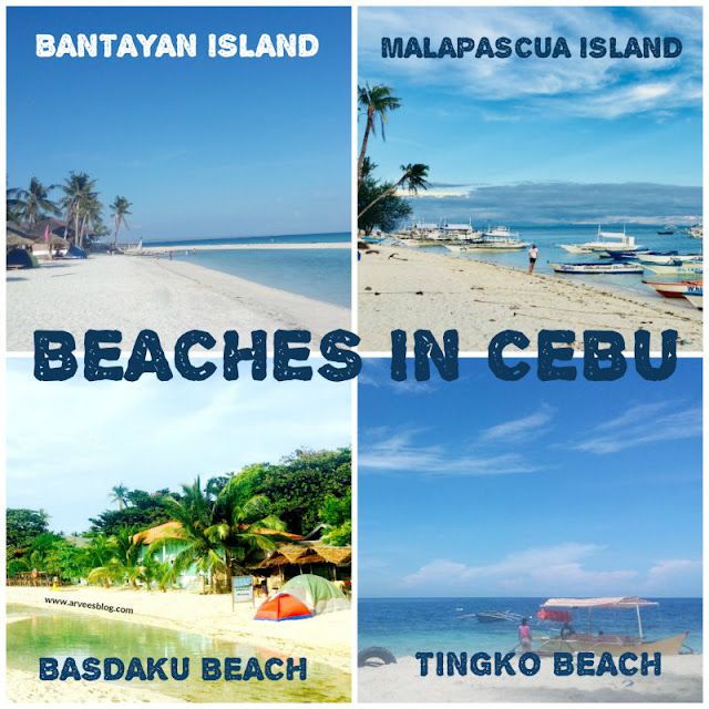 Beaches and Beach Resorts in Cebu