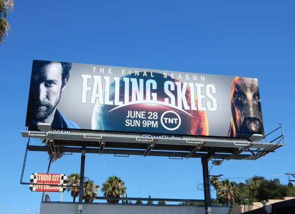 Faling Skies final season 5 billboard