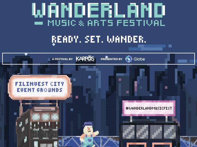 Wanderland Pixels 2018