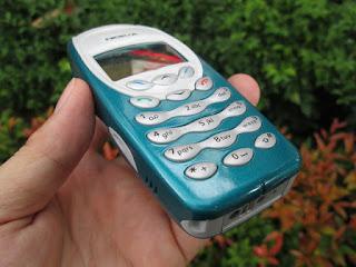 Hape Jadul Nokia 3410 Seken Mulus Langka Kolektor Item