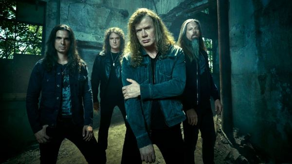 "MEGADETH: Live video για το ""Poisonous Shadows"""