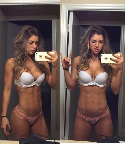 Anllela Sagra Fitness model