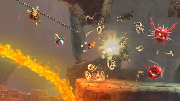 Rayman Legends Full Crack