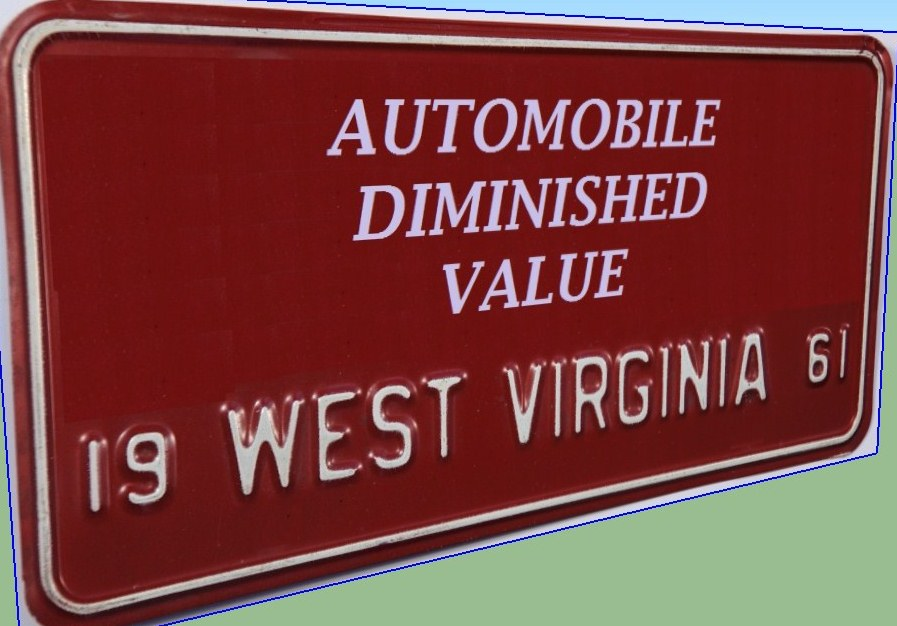 AUTOMOBILE DIMINISHED VALUE APPRAISERS: WEST VIRGINIA ...