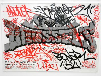 expo graffiti bozar