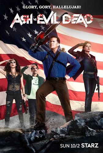 Ash vs Evil Dead Temporada 2 (HDTV 720p Ingles Subtitulada) (2016)