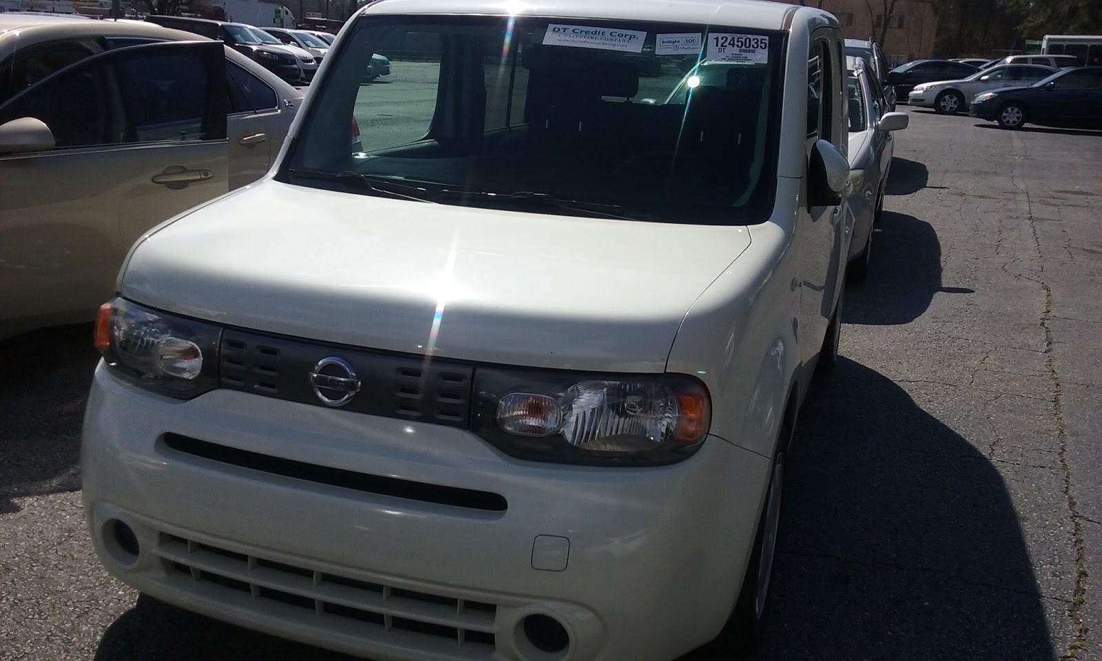 I Got Car Deals 2011 Nissan Cube