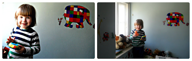 children's bedroom wall decoration