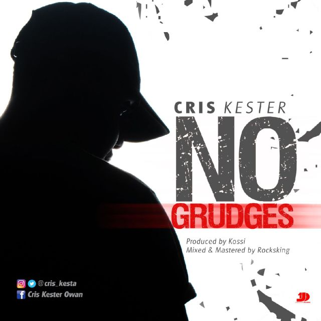 Video + Music:  No Grudges -  Cris Kester
