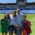 De férias, D'Alessandro está na Espanha e visitou o estádio do Zaragoza nesta quarta-feira