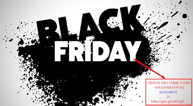 StupidPie Dojo Black Fridayday SALE | [Buruan] Diskon 50