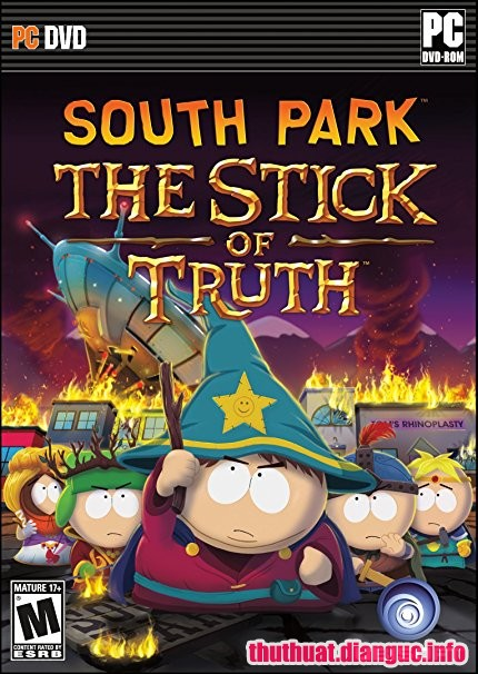 Download Game Southpark Stick Of Truth – RELOADED Fshare