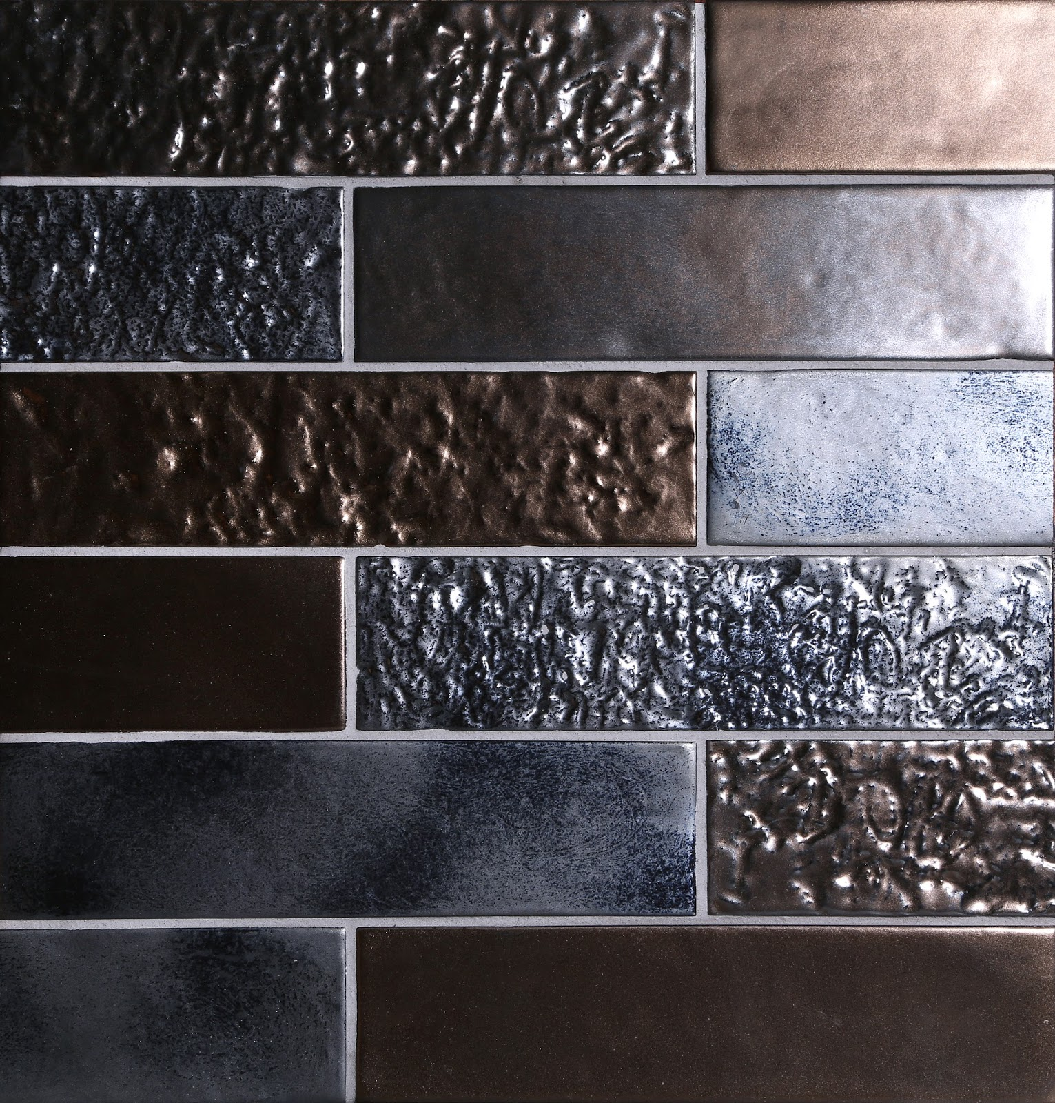 Dimensional Tile isc surfaces: hot trends: dimensional wall tile (part 3)