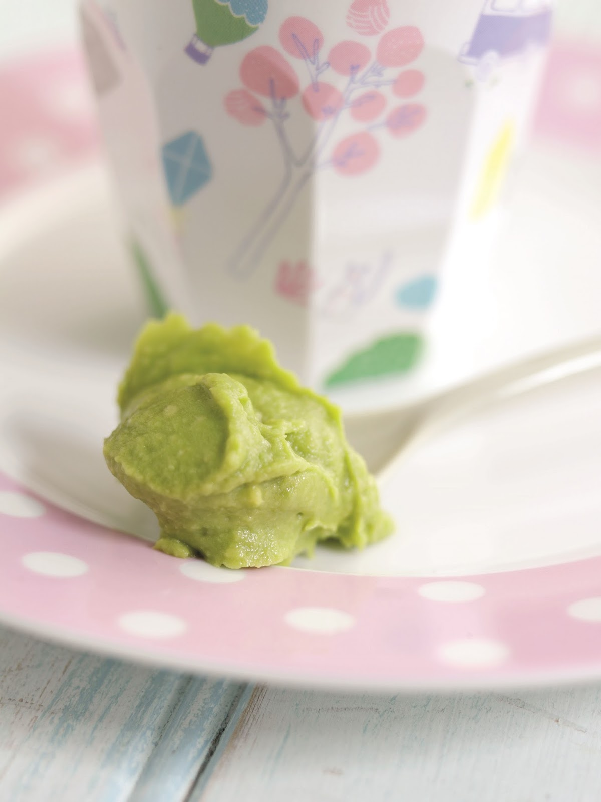 Avocado And Chicken Baby Booster: Baby Food Recipe