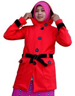 Jaket Wanita Muslimah Terbaru