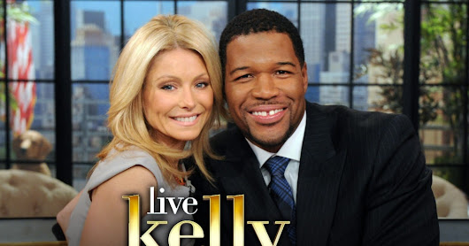 Michael Strahan Leaves Live! With Kelly and Mike