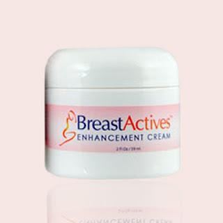 Pengencang dan Pembesar Payudara Breast Actives Cream