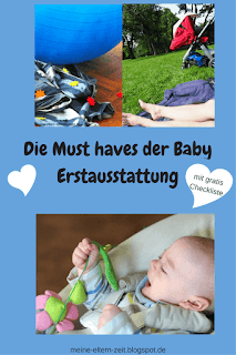 Must haves Baby Erstausstattung