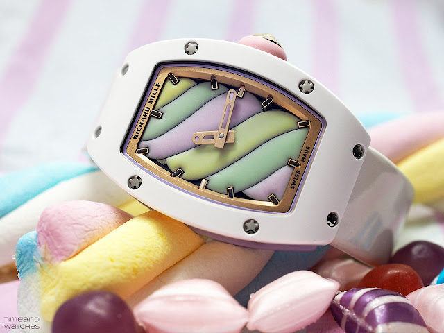Richard Mille Bonbon Collection RM 07-03 Automatic Marshmallow