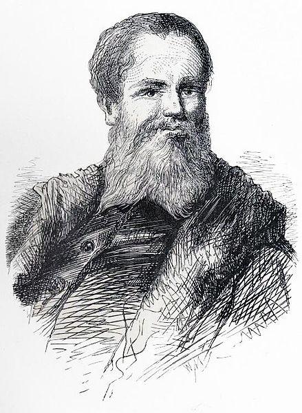 François Rabelais por Gustave Doré (1894)