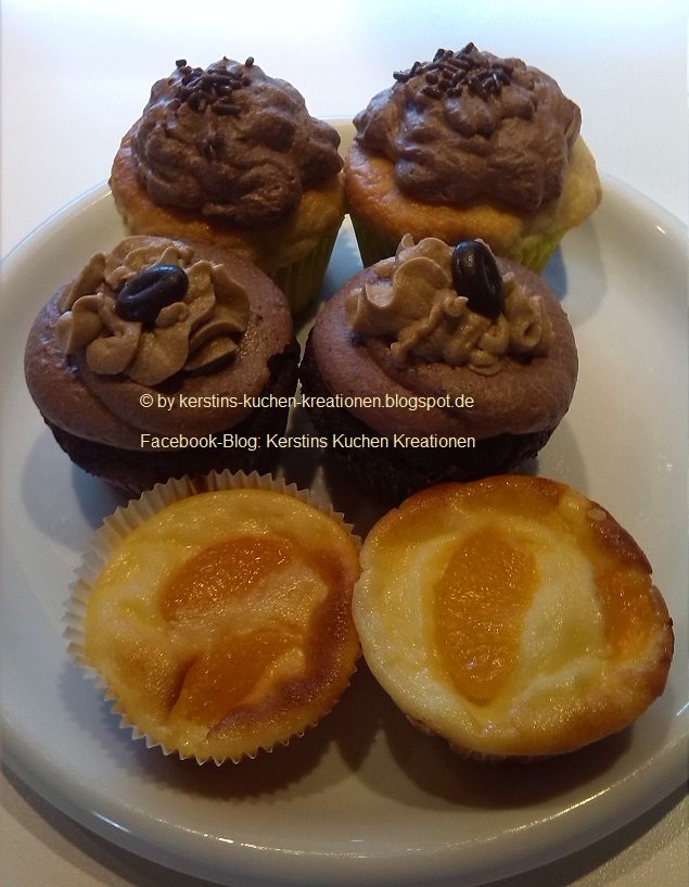 kerstins kuchen kreationen bananenmuffins mit