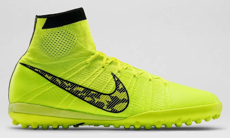 Gelbe Nike Elastico Superfly 2015 Fußballschuhe Enthüllt